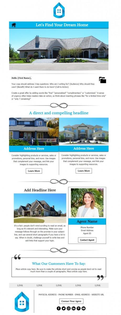 Blue Hour Real Estate