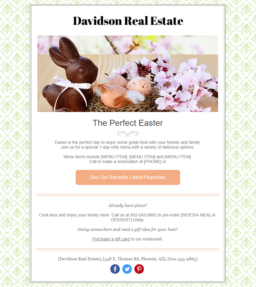 Davidson Real Estate In Product